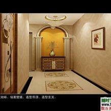 別墅,家裝施工圖帶實景照或效果圖