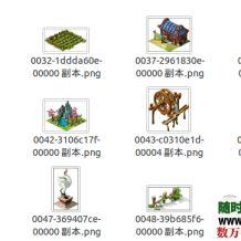 游戲圖片、音頻素材(約2萬張圖片和2300多音頻)