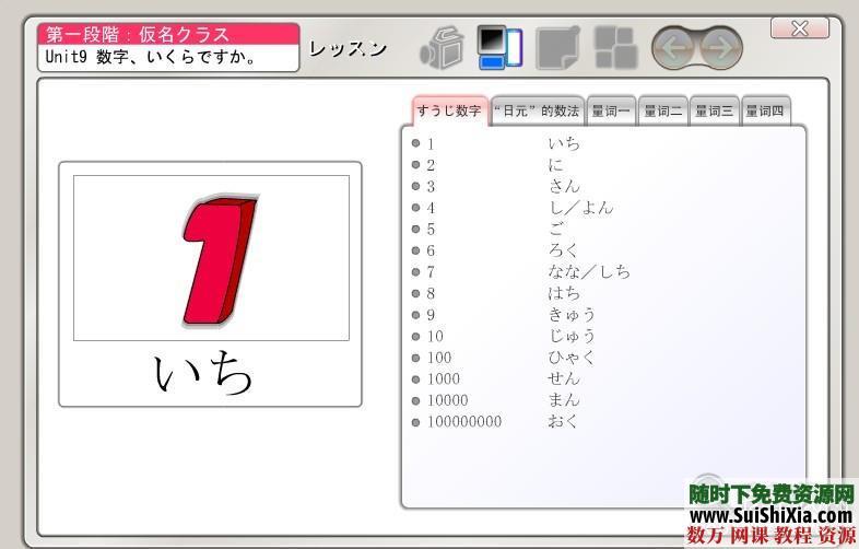 價值4萬元的日語學習教程全套打包下載 第3張