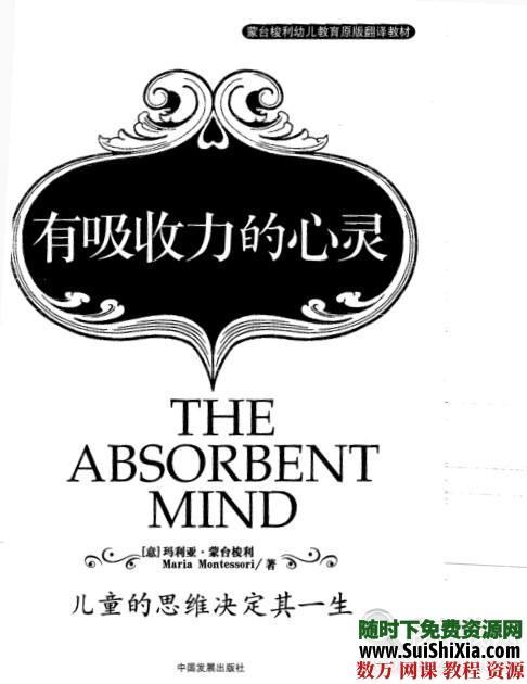 學前教育兒童研究幼兒心理必讀書籍200本打包下載 第6張