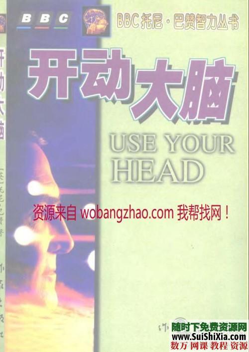 開動大腦-智力開發教程電子書籍 第1張