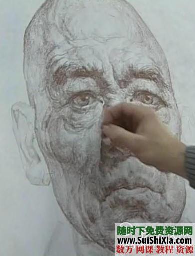 列賓美院內部高級繪畫教程 第4張