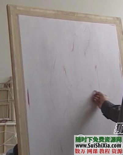 列賓美院內部高級繪畫教程 第9張