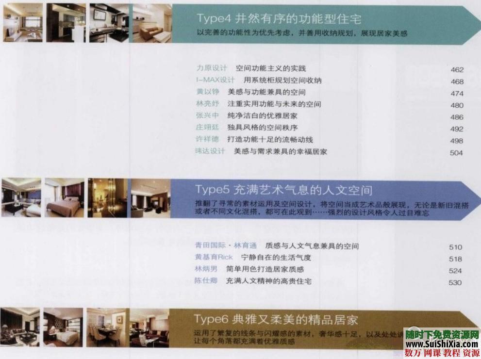 室內設計100位設計師打造精致家居 第4張