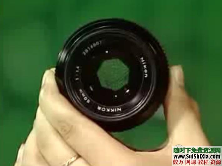 學會攝影視頻教程 第1張