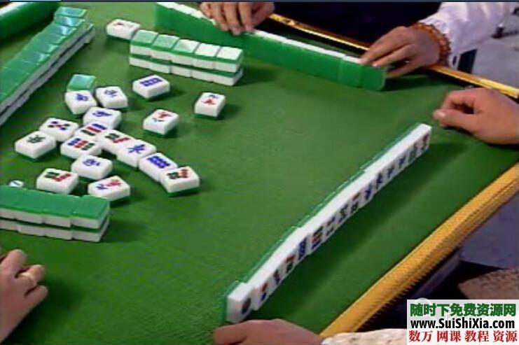 打麻將老千手法視頻,打麻將不輸錢 第5張