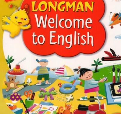 香港朗文1~6年級教材【練習冊pdf+MP3+ebook】WTE(Longman Welcome to English)