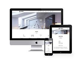 響應式建筑設計類網站織夢模板(自適應手機端)