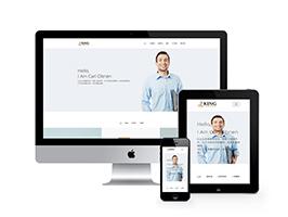 設計公司網站建設_響應式產品設計網站模板下載