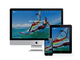 響應式網絡公司源碼|html5網絡公司網站模板|建站優化企業模板