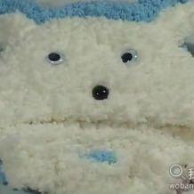 儿童可爱喜洋洋帽子编织完整版_棒针(高清)