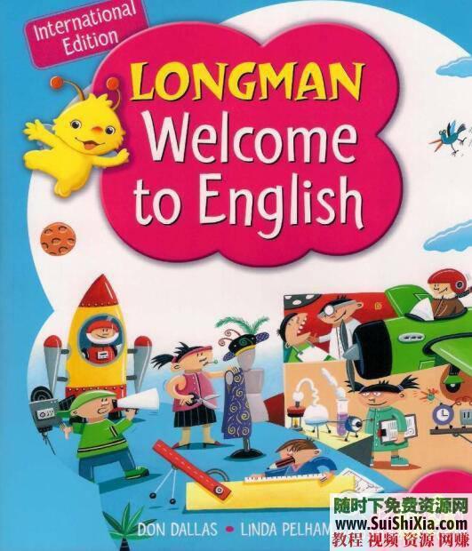 练习册pdf+MP3+ebook Longman Welcome to English 香港朗文1~6年级教材  香港朗文1~6年级教材【练习册pdf+MP3+ebook】WTE(Longman English) 英语学习 第11张