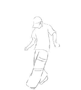 鬼步舞教学视频教程,零基础自学全套广场舞视频教程高清分解动作