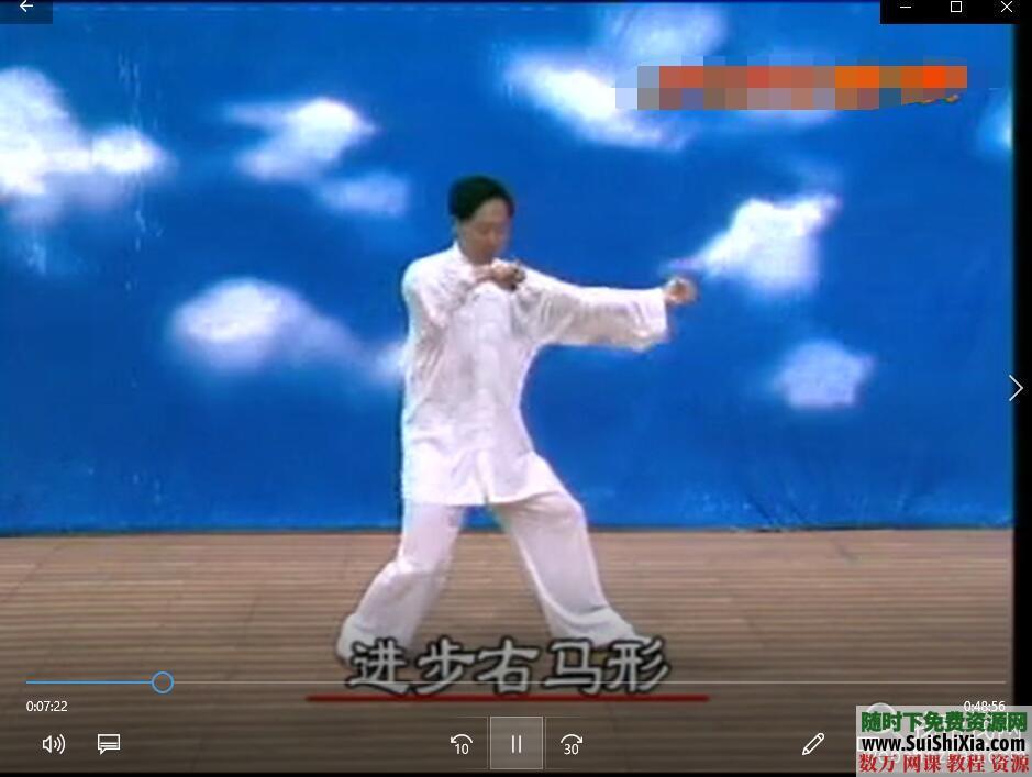 八极拳形意拳视频教程全集+独家训练步骤核心PDF教材 第3张
