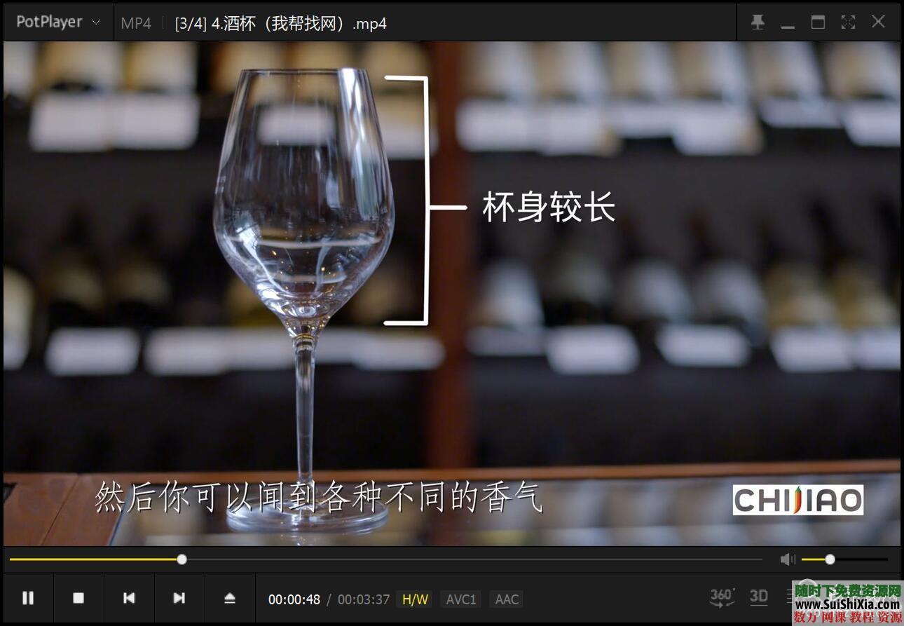 红酒品鉴视频教程和酒文化酒水知识资料 第4张