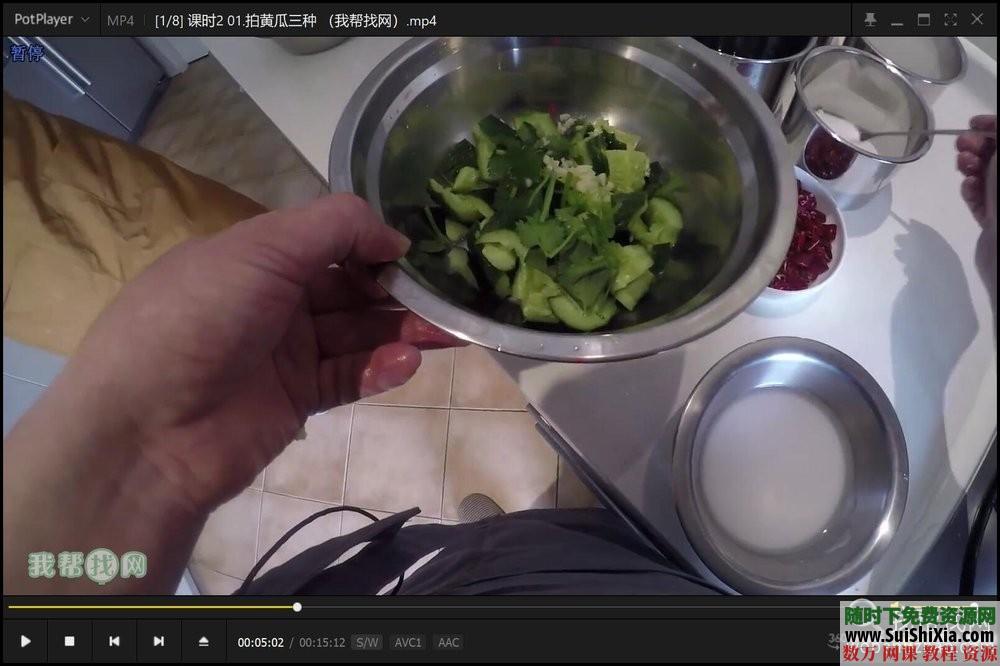 二十四道经典家常菜谱MP4视频 第2张