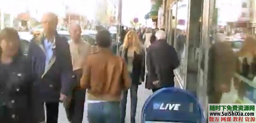 街头瞬间催眠视频大全集,让你感受催眠的魔力 催眠 第4张