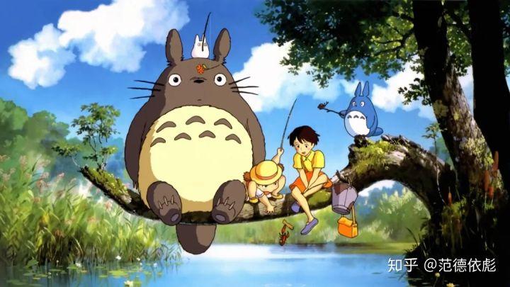 宫崎骏高清动画作品全集打包下载28部珍藏版 第1张