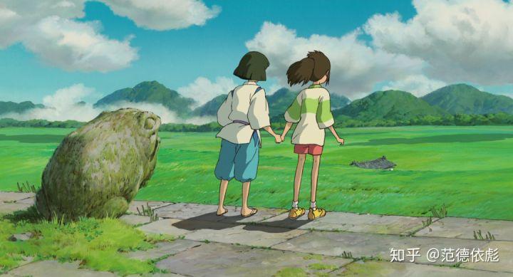 宫崎骏高清动画作品全集打包下载28部珍藏版 第5张