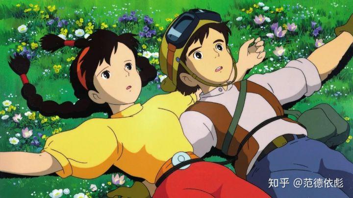 宫崎骏高清动画作品全集打包下载28部珍藏版 第7张