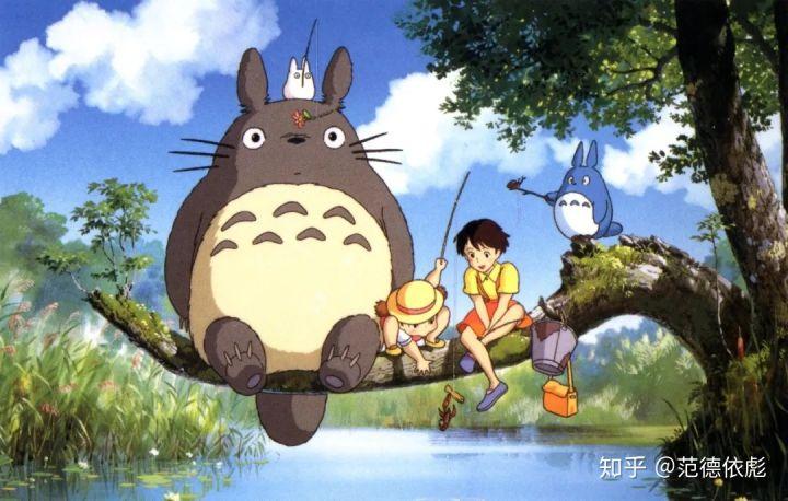 宫崎骏高清动画作品全集打包下载28部珍藏版 第8张
