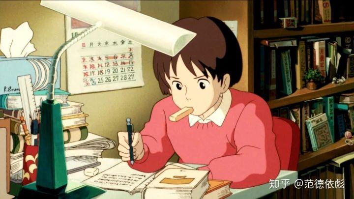 宫崎骏高清动画作品全集打包下载28部珍藏版 第13张