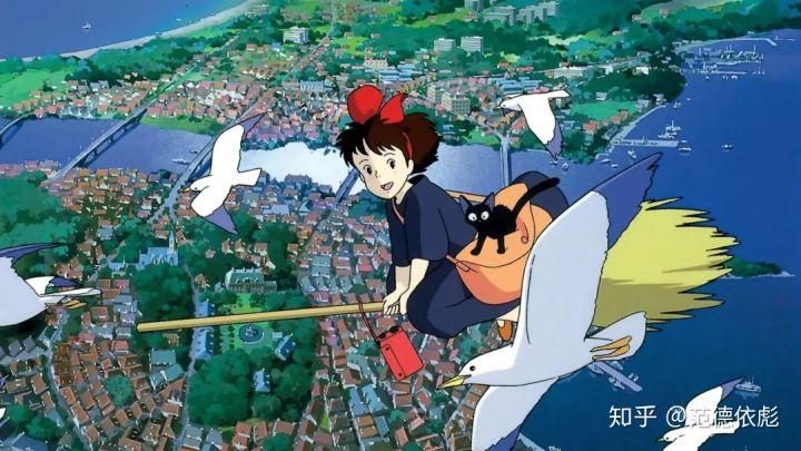 宫崎骏高清动画作品全集打包下载28部珍藏版 第17张