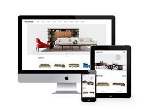 响应式智能家居家居类企业网站织梦模板(自适应手机端)