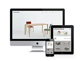 響應式家具家居類網站織夢模板(自適應手機端)
